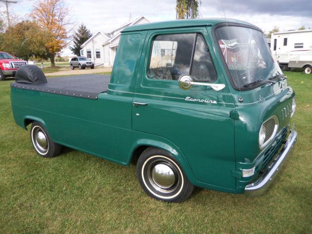 1961 67 Ford Econoline Van – Wonderful Image Gallery