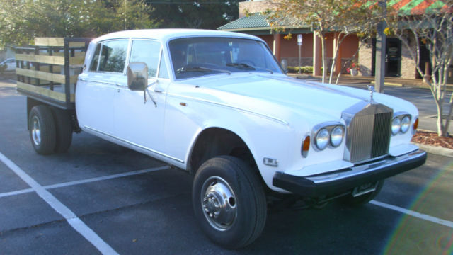 Vintage ROLLS ROYCE Pickup Truck (1 Ton Dually) for sale ...