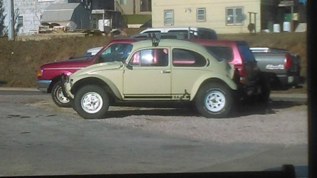 Volkswagen Beetle Bug Baja Off road Custom Hot Rat rod runs great!! for sale in Rapid City ...