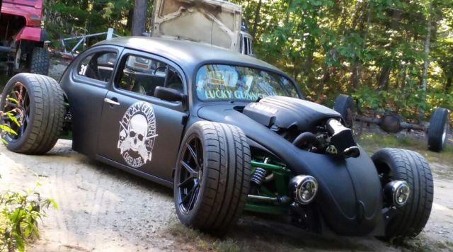 volkswagen bug custom build hot rod rat rod pro touring drift car beetle chopped  sale