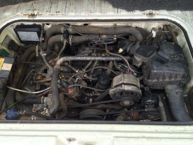 Volkswagen San Luis Obispo >> VOLKSWAGEN VW VANAGON 1985 VAN 7 PASSENGER WATERBOXER ENGINE for sale in San Anselmo, California ...