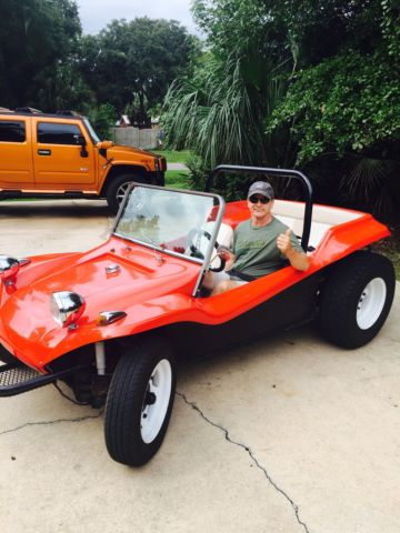 Volkswagon 4- SEATER Dune Buggy--RARE Scooby -Doo