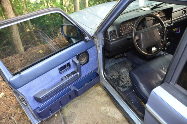 Volvo 245DL Wagon   Stanced with LS Swap for sale in