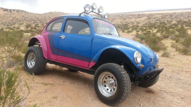 VW BAJA BUG - SAND BUGGY -OFF ROAD for sale in El Paso