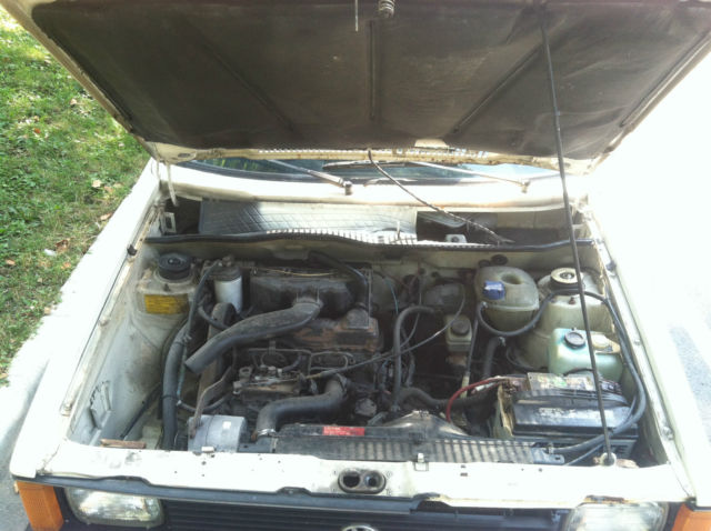 Vw rabbit diesel l 1981 rebuilt engine for sale in urbana illinois united states Vw crate motor