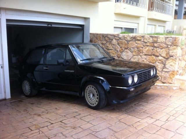 Vw Volkswagen Golf Gti Oettinger Mk1 For Sale In Athens Athens Greece For Sale Photos Technical Specifications Description