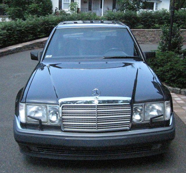 X rare 1993 mercedes benz 500e hi performance 1 of 1576 for Mercedes benz 500 e