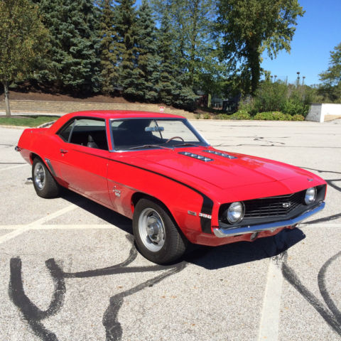 X22 Code Ss396 With 4spd Muncie Matching Numbers Rare