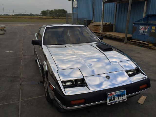 z31 nissan 300zx turbo coupe t tops 5 speed for sale in ingleside texas united states. Black Bedroom Furniture Sets. Home Design Ideas
